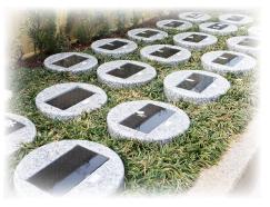 〈商標登録〉樹木葬カプセル墓地。宗旨・宗派不問。継承者不要。永代供養。