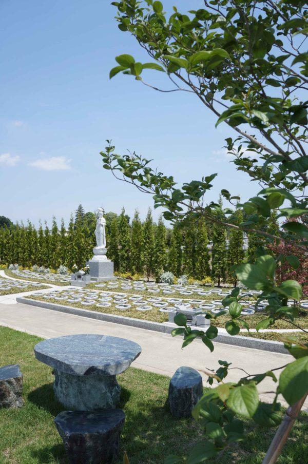 安國寺栃木県樹木葬カプセル墓地